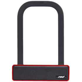 Red Cycling Products Ultimate Light Weight Lock - Antivol vélo - rouge/noir